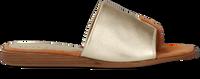 Gouden UNISA Slippers ACHO  - medium