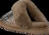 Taupe WARMBAT Pantoffels FLURRY  - small