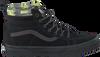 Zwarte VANS Sneakers UY SK8-HI KIDS  - small