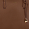 Bruine MICHAEL KORS Shopper LG TZ TOTE - small