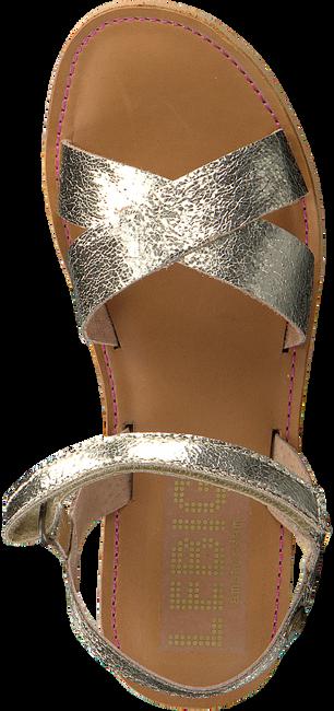Gouden LE BIG Sandalen NOX SANDAL - large
