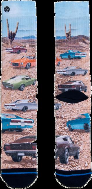 Multi XPOOOS Sokken MUSCLE CARS  - large