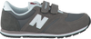 Grijze NEW BALANCE Sneakers KE420 KIDS  - small