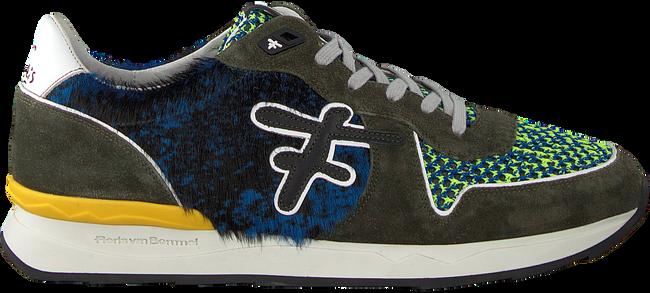 Groene FLORIS VAN BOMMEL Sneakers 16241  - large