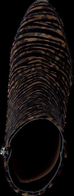 Bruine NOTRE-V Enkellaarsjes 27436  - large