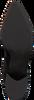 Zwarte RAPISARDI Overknee laarzen P1802  - small