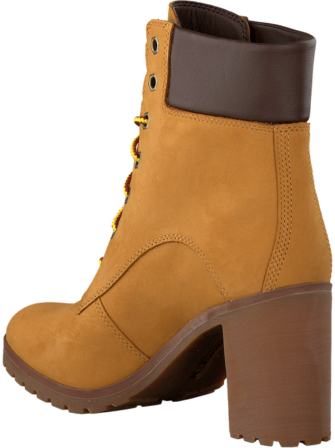 Camel TIMBERLAND Enkelboots ALLINGTON 6IN LACE - large
