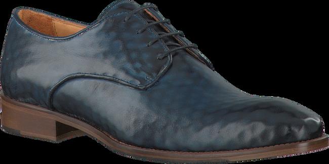 Blauwe OMODA Nette schoenen 8532  - large