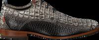Grijze REHAB Nette schoenen GREG CROCO  - medium