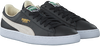 Zwarte PUMA Sneakers BASKET CLASSIC B&W  - small