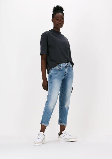 Lichtblauwe G-STAR RAW Mom jeans C052 - ELTO PURE STRETCH DENIM  - large