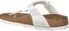 Witte BIRKENSTOCK Slippers GIZEH MAGIC SNAKE - small