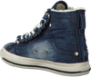 Blauwe DIESEL Sneakers EXPOSURE IV  - small