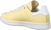 Gele ADIDAS Sneakers STAN SMITH DAMES  - small
