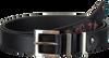 Zwarte FLORIS VAN BOMMEL Riem 75807 - small