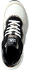Witte HUB Lage sneakers ROCK L59  - small