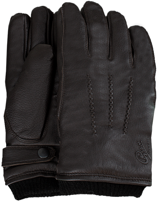 Bruine GREVE Handschoenen 9721 - large