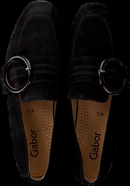 Zwarte GABOR Loafers 212.1  - large