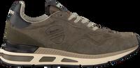 Grijze BLAUER Lage sneakers HILO02  - medium