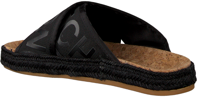 Zwarte SCOTCH & SODA Slippers ANGLE  - large