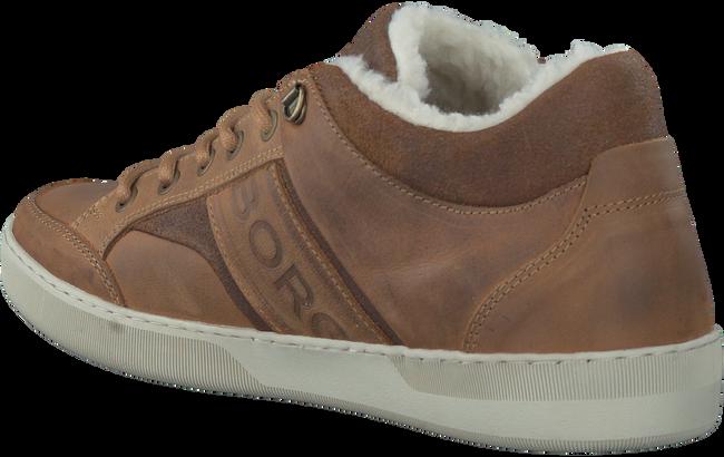 Cognac BJORN BORG Sneakers TEXAS MID  - large