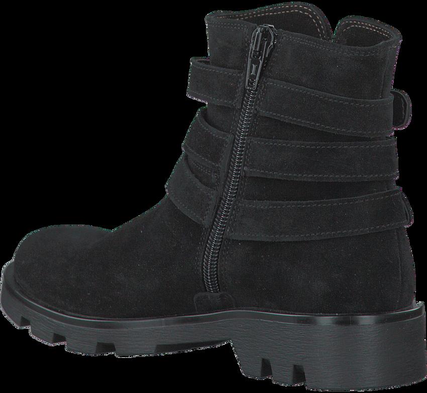 Zwarte OMODA Lange laarzen B890  - larger
