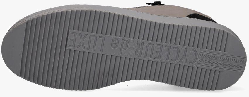 Grijze CYCLEUR DE LUXE Hoge sneaker CAPO  - larger