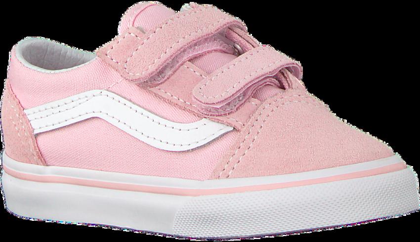 Roze VANS Sneakers OLD SKOOL V TD - larger
