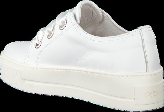 Witte ROBERTO D'ANGELO Sneakers LEEDS  - large
