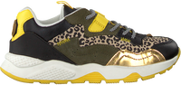 Groene VINGINO Lage sneakers MILA  - medium