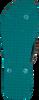 Groene UZURII Slippers CLASSIC - small