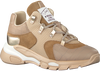 Beige TORAL Lage sneakers TL-11101  - small