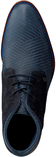 Blauwe REHAB Nette schoenen SALVADOR ZIG ZAG - large