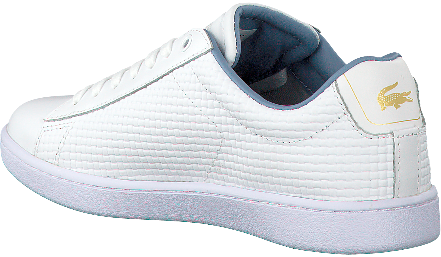 544238d4362522 Witte LACOSTE Sneakers CARNABY EVO DAMES. LACOSTE. Previous