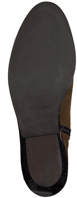 Bruine NOTRE-V Hoge laarzen 01-130  - large