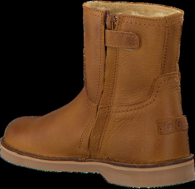 Bruine GIGA Lange laarzen 8509  - large