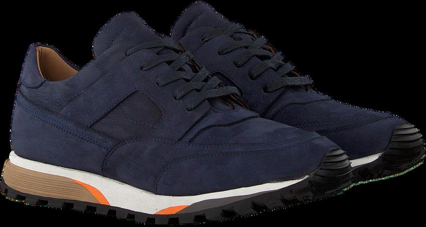 Blauwe MAZZELTOV Lage sneakers SANTONI  - larger