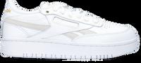 Witte REEBOK Lage sneakers CLUB C DOUBLE WMN  - medium