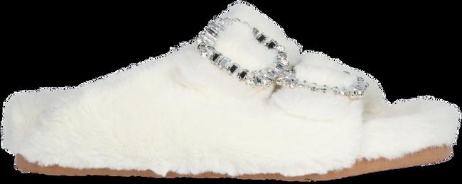 Witte OMODA Pantoffels BELLE - large