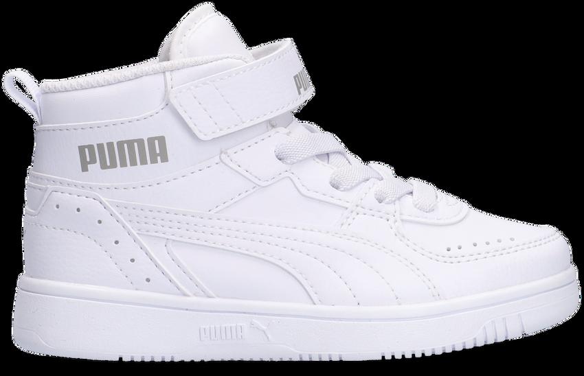 Witte PUMA Hoge sneaker REBOUND JOY PS  - larger