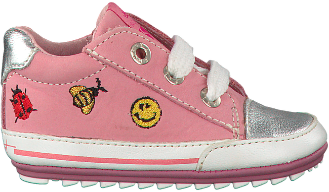 Roze SHOESME Babyschoenen BP8S012  - large