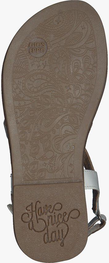 Witte GIOSEPPO Sandalen SCALEA  - larger
