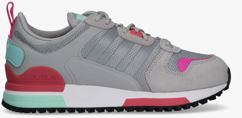 Grijze ADIDAS Lage sneakers ZX 700 HD W  - larger