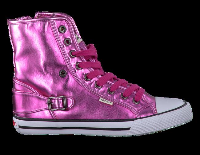 Roze ESPRIT Sneakers BENNY METAL  - large