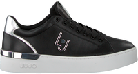 Zwarte LIU JO Lage sneakers SYLVIA 01  - medium