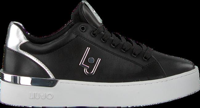 Zwarte LIU JO Lage sneakers SYLVIA 01  - large
