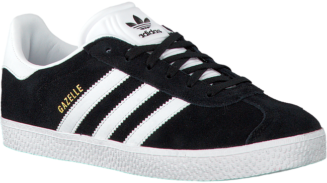 Zwarte ADIDAS Sneakers GAZELLE J  - large