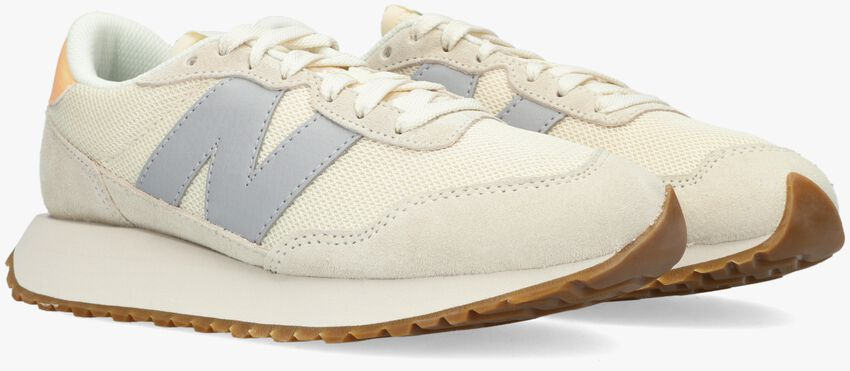 Beige NEW BALANCE Lage sneakers WS327  - larger