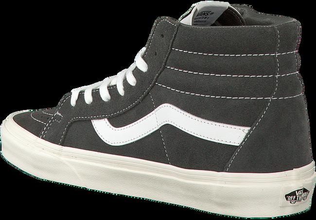 Grijze VANS Sneakers SK8 HI REISSUE  - large
