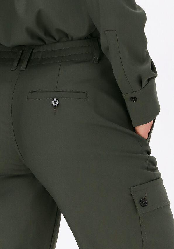 Groene DRYKORN Pantalon FREIGHT  - larger